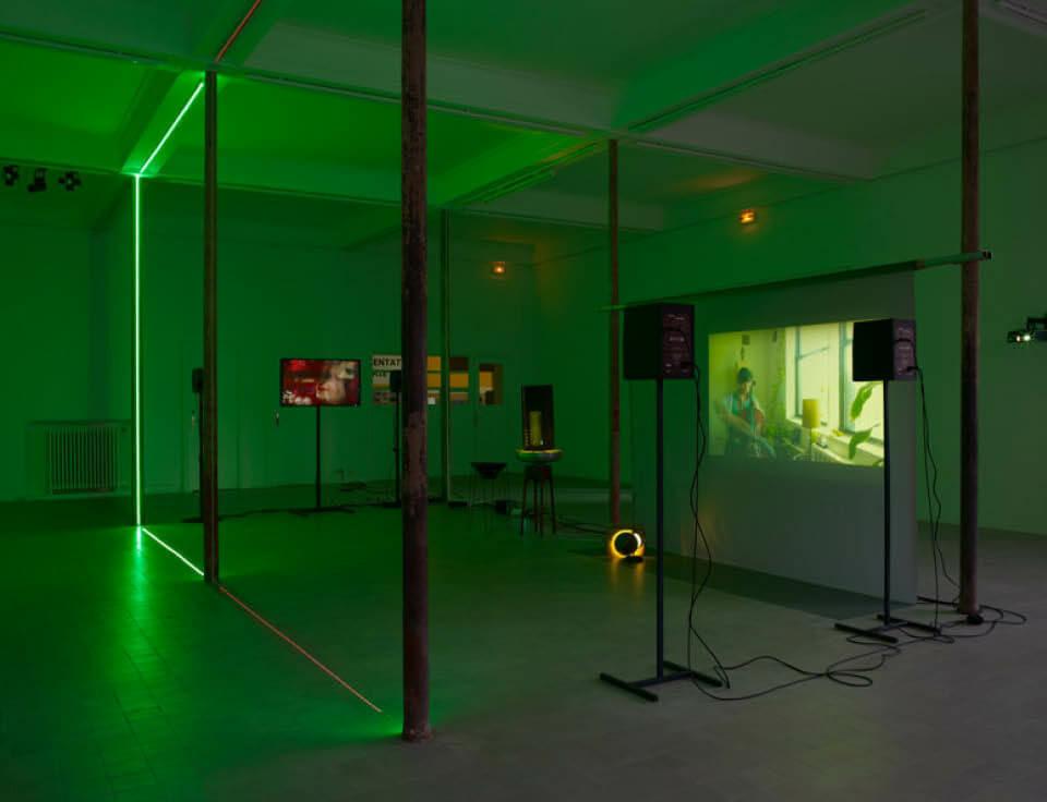 Haroon Mirza wins 2015 Calder Prize
