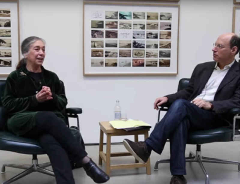 Susan Hiller in conversation with Darian Leader