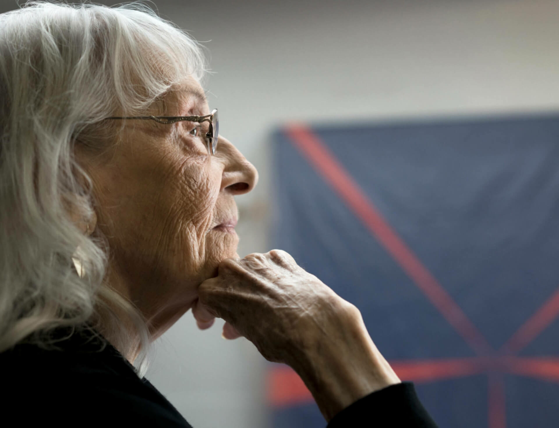 'An Artist at 100: Thinking Big but Starting Small'