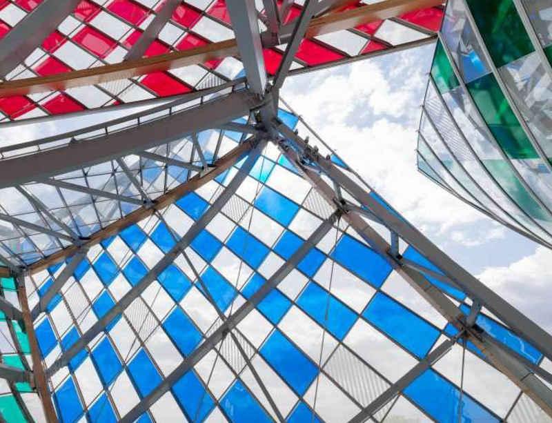 Daniel Buren to unveil installation at Fondation Louis Vuitton, Paris