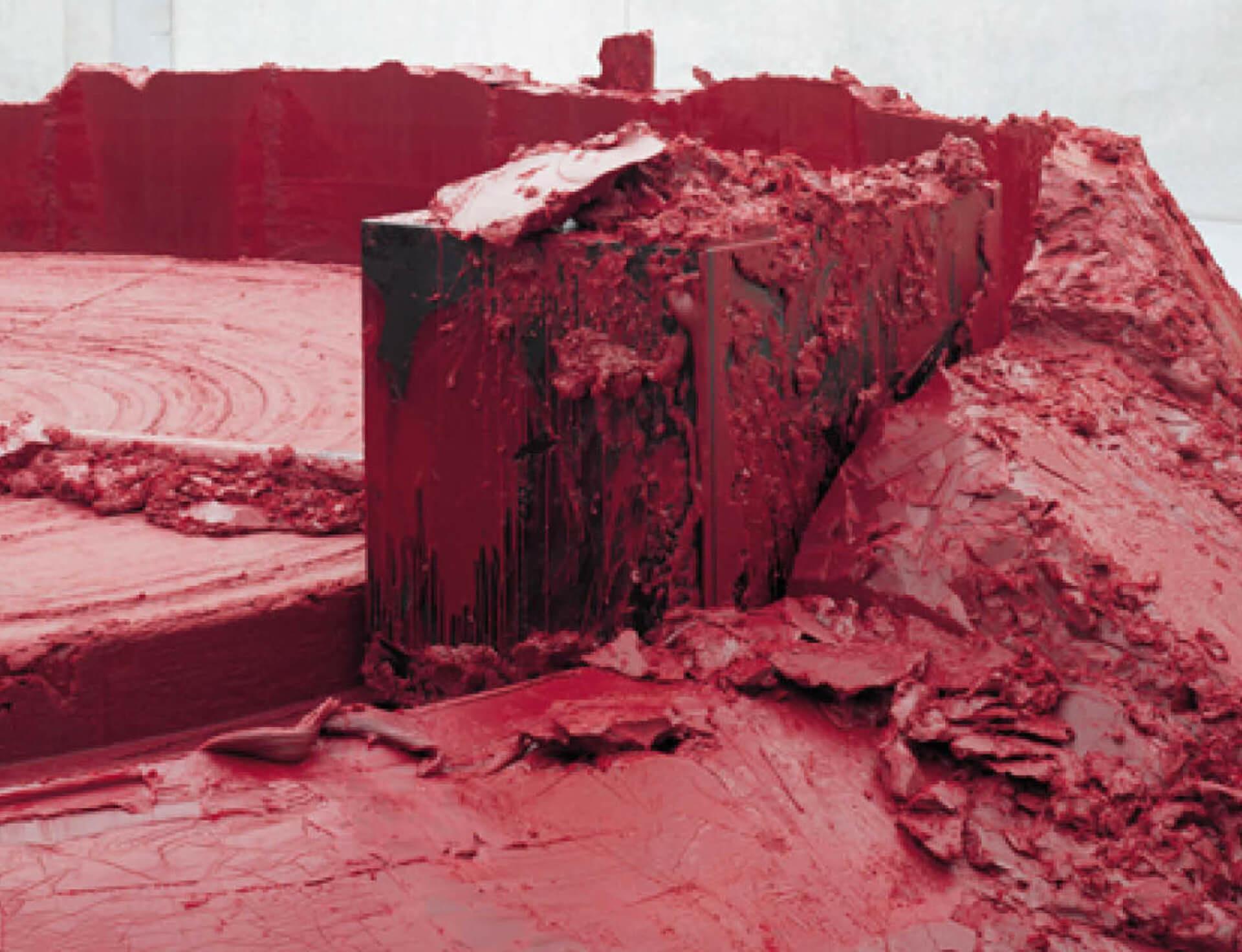 Anish Kapoor: 'Archaeology, Biology'