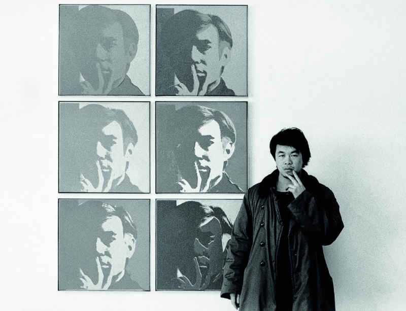 'Andy Warhol   Ai Weiwei' opens in the United States