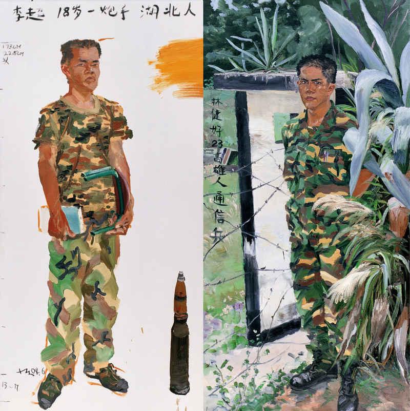 FEATURE_2004__80_Lohan___200x100cmx2_Oil_on_Canvas