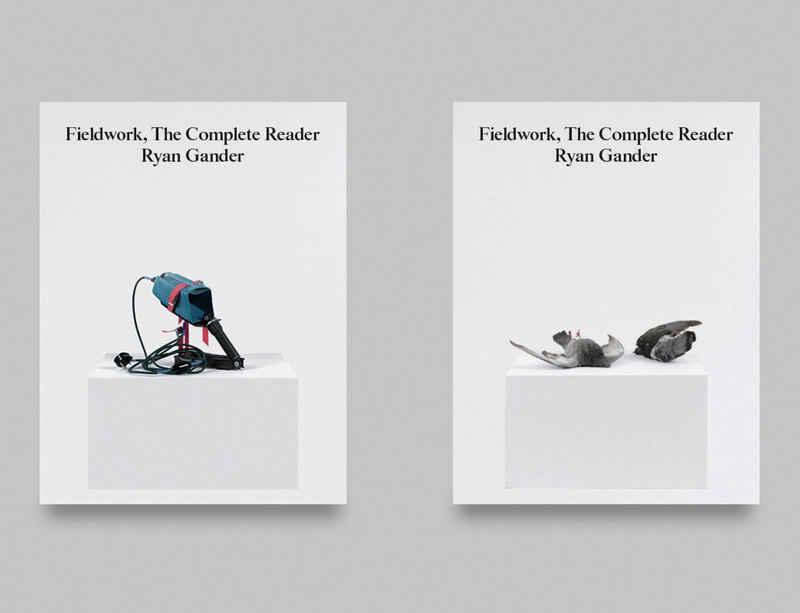 Ryan Gander's 'Fieldwork, The Complete Reader' launches on 3 November