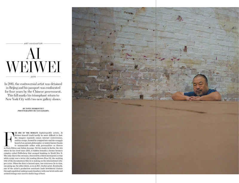 Ai Weiwei's Triumphant Return