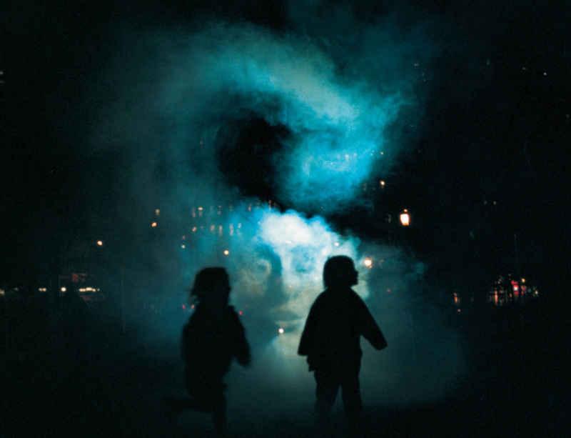 Tony Oursler's 'The Influence Machine' comes to Edinburgh