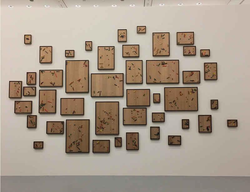 Ryan Gander takes on modernism in new exhibition 'Heterotopias'