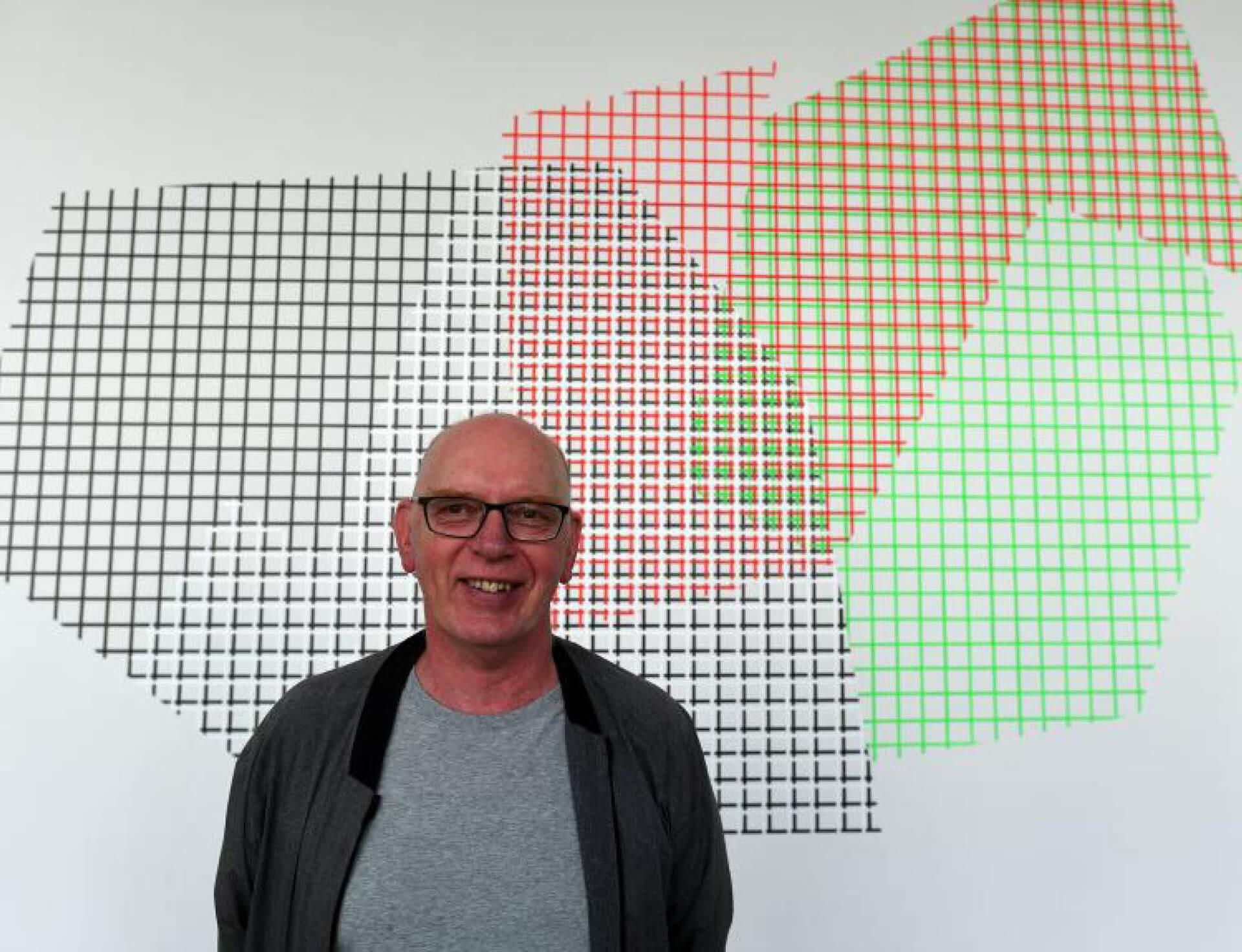Richard Deacon receives the Heilbronner Vogelmann Prize