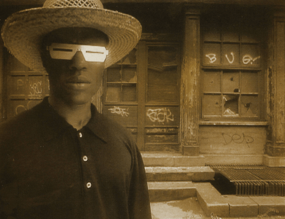 John Akomfrah in 'The Workshop Years: Black British Film and Video after 1981' at the Hammer Museum